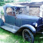 Ford Modelo T ano 27