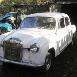 Mercedes-Benz, DKW e Ford Maverick