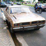 """Dodge Charger R/T – 100.000 acessos! (caiam no braço, Brothers """"Broxa"""", postem um Fiat Uno, aí, mermão!) Estamos indo… são 4 meses, just… e vamos, num vapt!, feito um 'Dodge'…"""