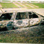 Renault 21 Nevada: sinistro!