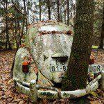 VW Fusca. Ai.