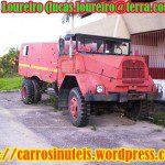 Caminhão MAN