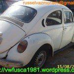 VW Fusca 1981