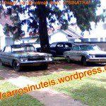 (Dois) Oldsmobile Dynamic 88 (ano 1962)