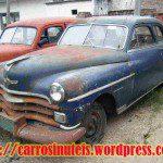 Chrysler Windsor Coupe 1950