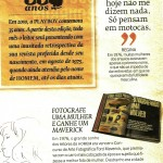 E, na melhor revista do país, … (2)
