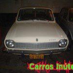 Ford Corcel e VW Brasília