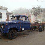 Caminhão Dodge