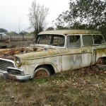 Studebaker Station Wagon 1957