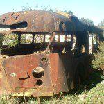 Ônibus (?!) em Canela-RS