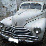 Chevrolet Fleetline (1946)