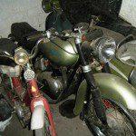 Moto Horex 350cc (ano 1948)