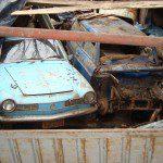 VW Karmann Ghia e VW Variant – um resgate!