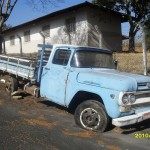 POST 697! Ford F-350 (1964)