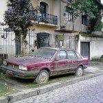 POST 698! Volkswagen Santana