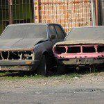 Alfa Romeo 2300 e Volkswagen Passat