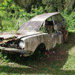 Ford Belina (e, de lambuja, VW Kombi)