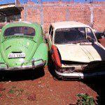 Volkswagen Fusca e Brasília