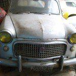 Fiat 1100 (Millecento) 1962