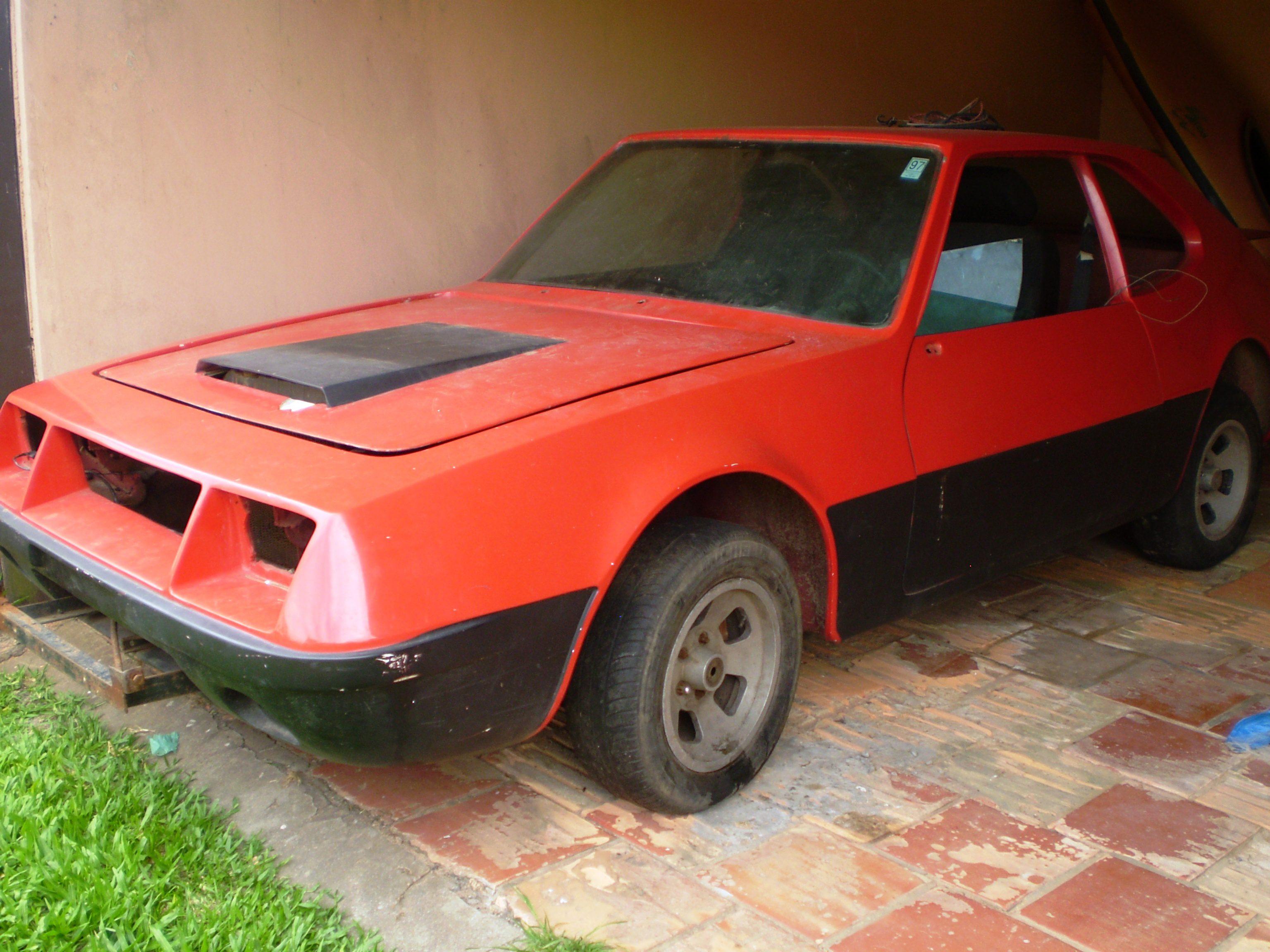 Chevrolet Camaro '74   Vamos restaurar e preservar este