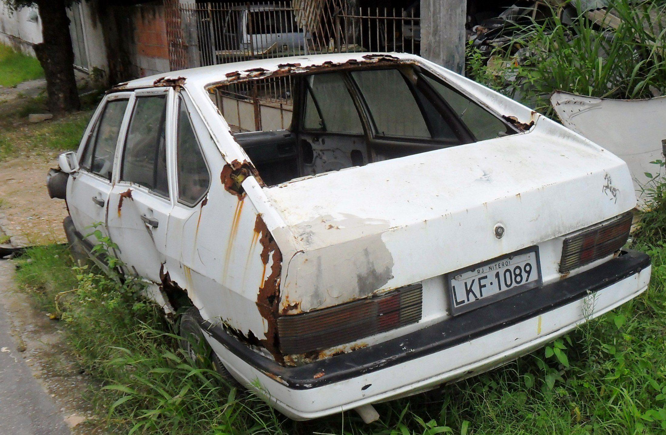 Ujozemar-de-santa-barbara-niteroi-Passat-Iraque Volkswagen Passat
