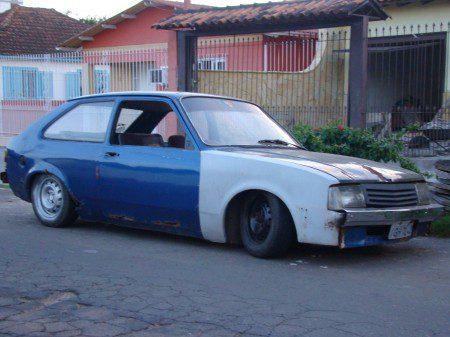 uAdrio-Chevette-Gravatai-450x337 Chevrolet Chevette Hatch