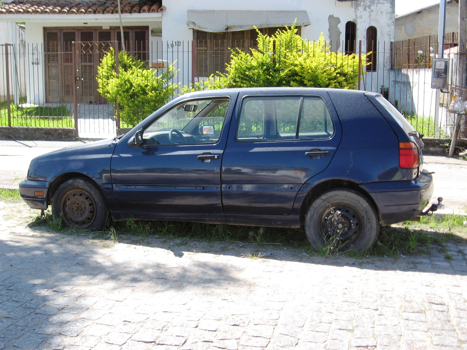 uCleomar-Santos-Golf-Barra-do-Ribeiro-016 Volkswagen Golf
