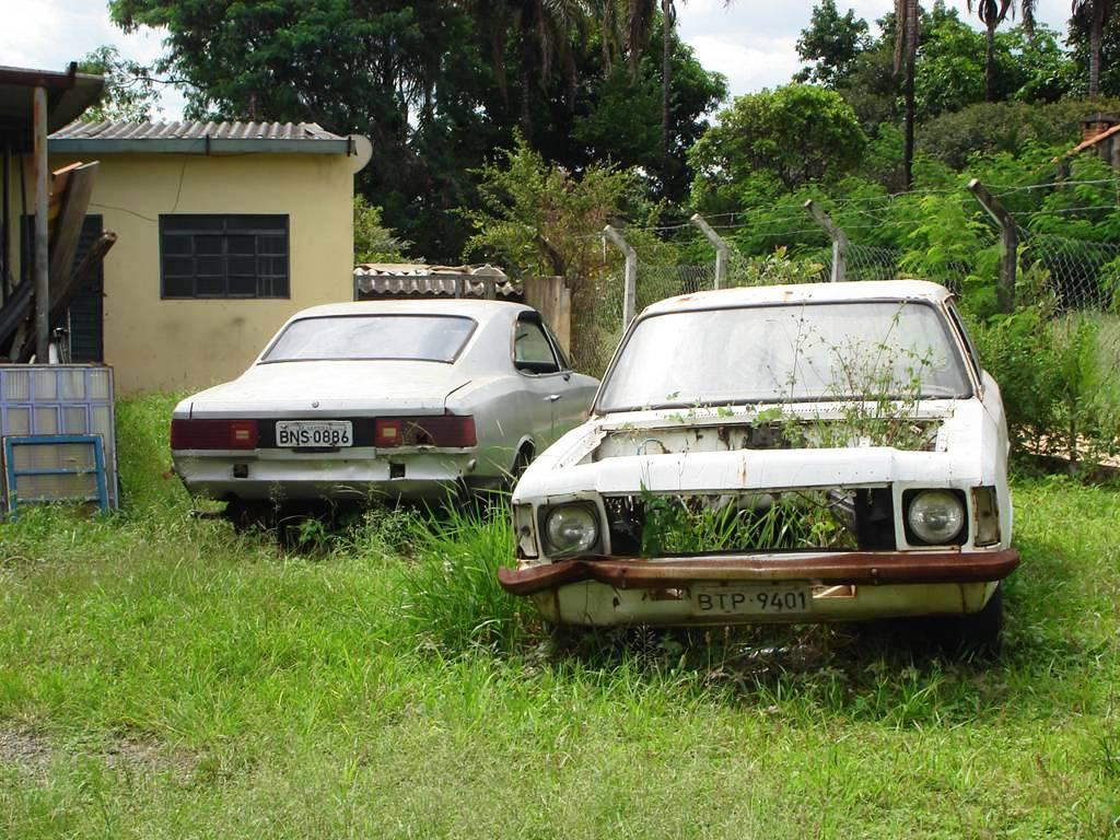 uWalter-Opala-e-Caravan-Paulínia-SP Chevrolet Caravan e Opala