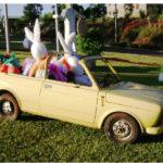 Fiat 147 e Feliz Páscoa!