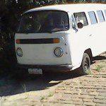 Volkswagen Kombi, VW Gol e Chevrolet Chevette Hatch