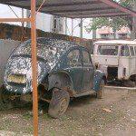 Volkswagen Fusca e VW Kombi