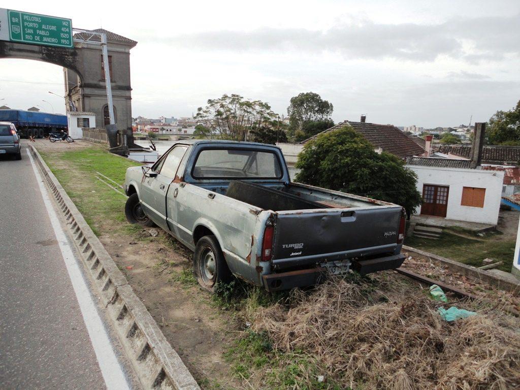 ukanakian_pampa_rio_branco_uruguai Ford Pampa