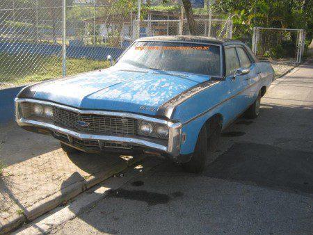 valuck-impala-69-placa-preta-politécnica-sp-3-450x338 Chevrolet Bel Air