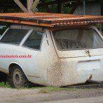 Chevrolet Caravan e/ou VW Brasilia