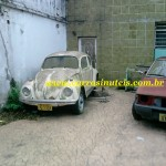 VW Fusca e Fiat Prêmio