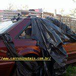 Ford Escort XR3, by Bolas de Elefante, Alegrete-RS