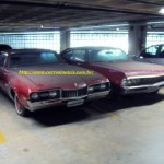Oldsmobile Cutlass e Chevrolet Impala