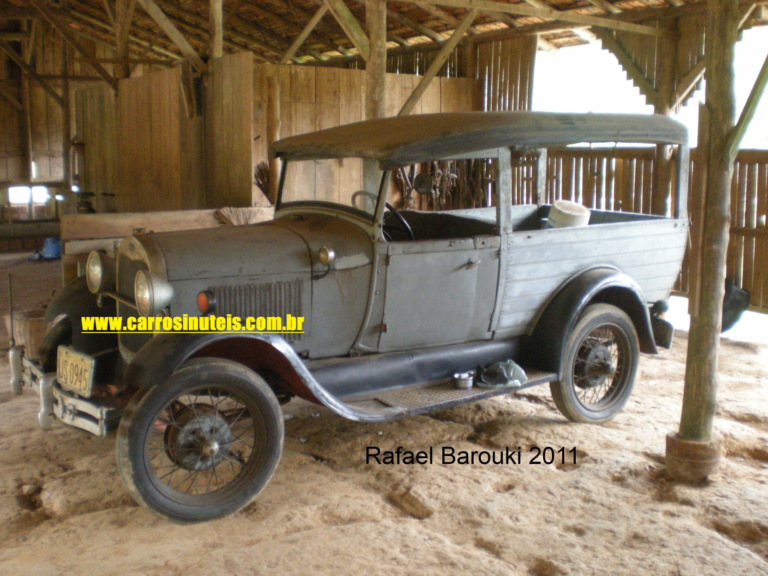 Ford-A-1929-Pomerode-Rafael-Barouki-3 Ford A 1929