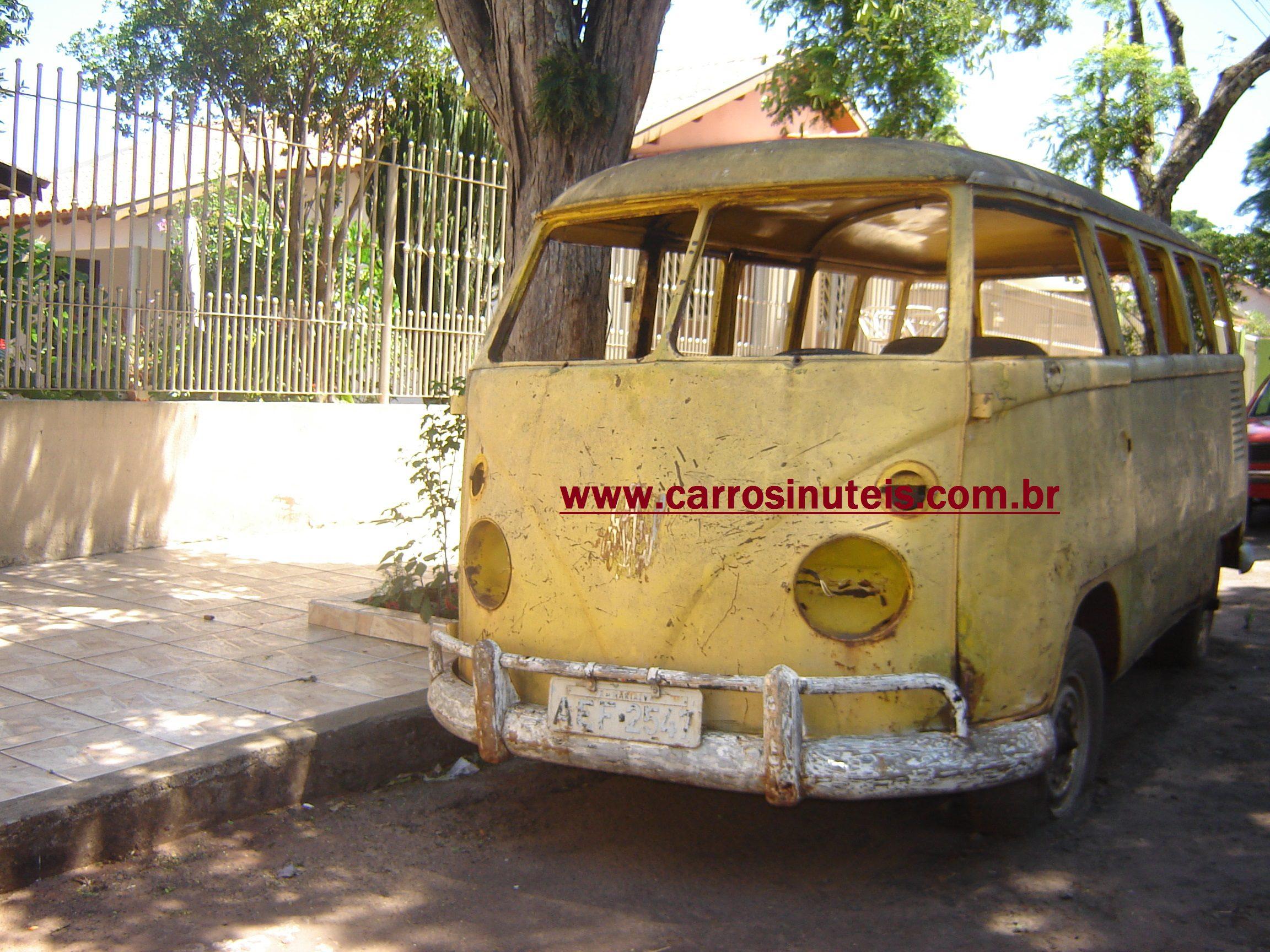 KOMBI-ALMIR-JUNIOR-MANDAGUARI-PR Volkswagen Kombi