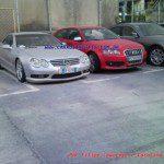MB, BMW e Audi