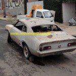 Ford Maverick – de inútil a restaurado!
