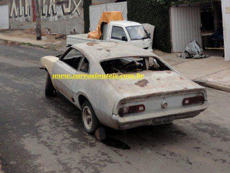 Maverick-campinas1-450x339 Ford Maverick - de inútil a restaurado!
