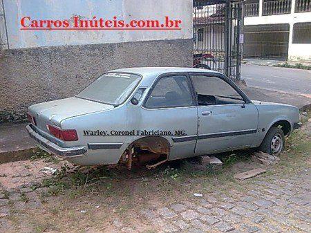 Warley-Coronel-Fabriciano-MG-chevas-450x337 Chevrolet Chevette