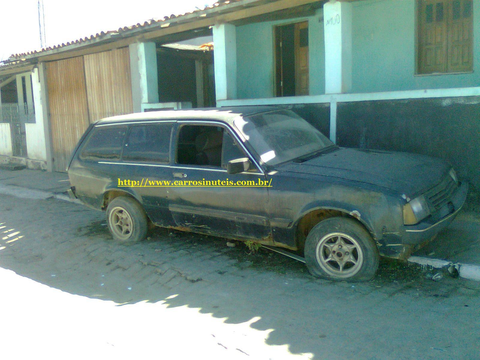 Junin-marajó-Jaguaquara-Bahia Chevrolet Marajó