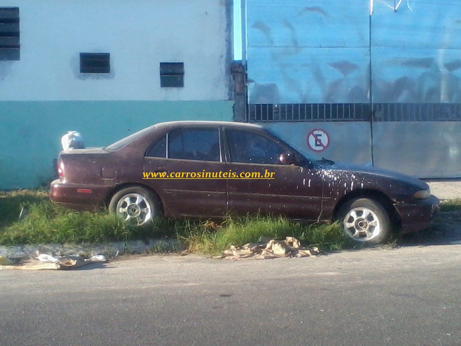 André-Cortes-Aracaju-SE-mit-GALANT Mitsubishi Galant