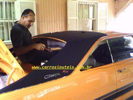 Dodge_Vinil11-450x337 Sob a lona... Dodge Charger R/T