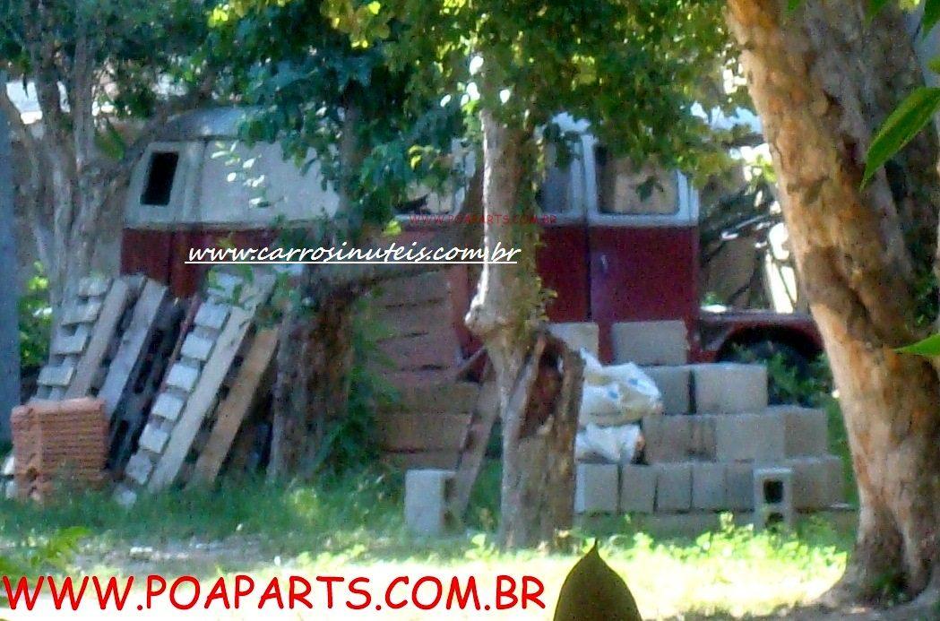 Alberto-kombi-livramento1 VW Kombi