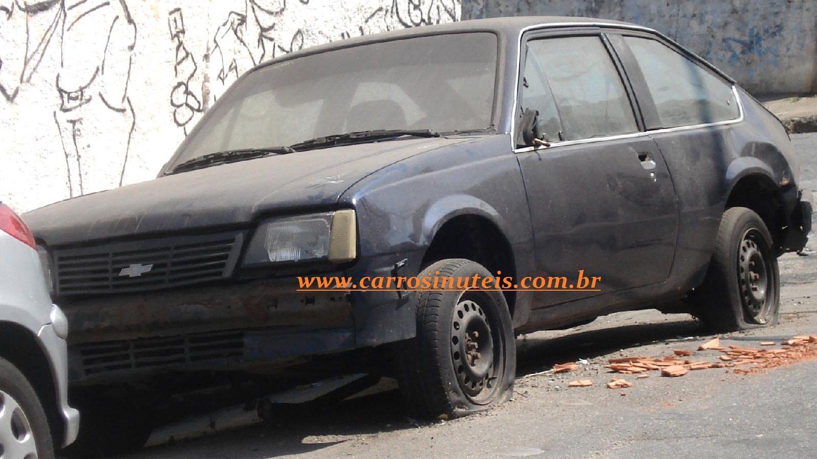Ezio_Monza-hatch_S.Paulo_SP Chevrolet Monza Hatch