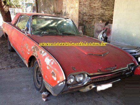 Pablo-Thunderbird-cupe-1962-450x337 Ford Thunderbird