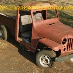 """Willys """"Pick up"""""""
